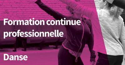 AFCMD et répertoire : les œuvres chorégraphiques comme ressource pédagogique en danse